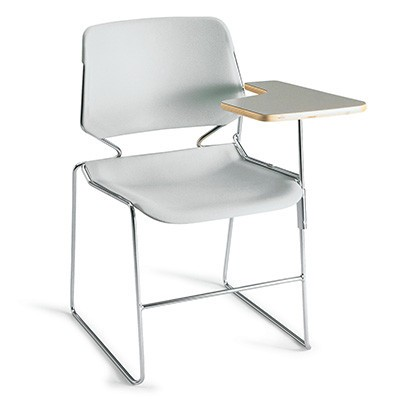 matrix chair with tablet arm